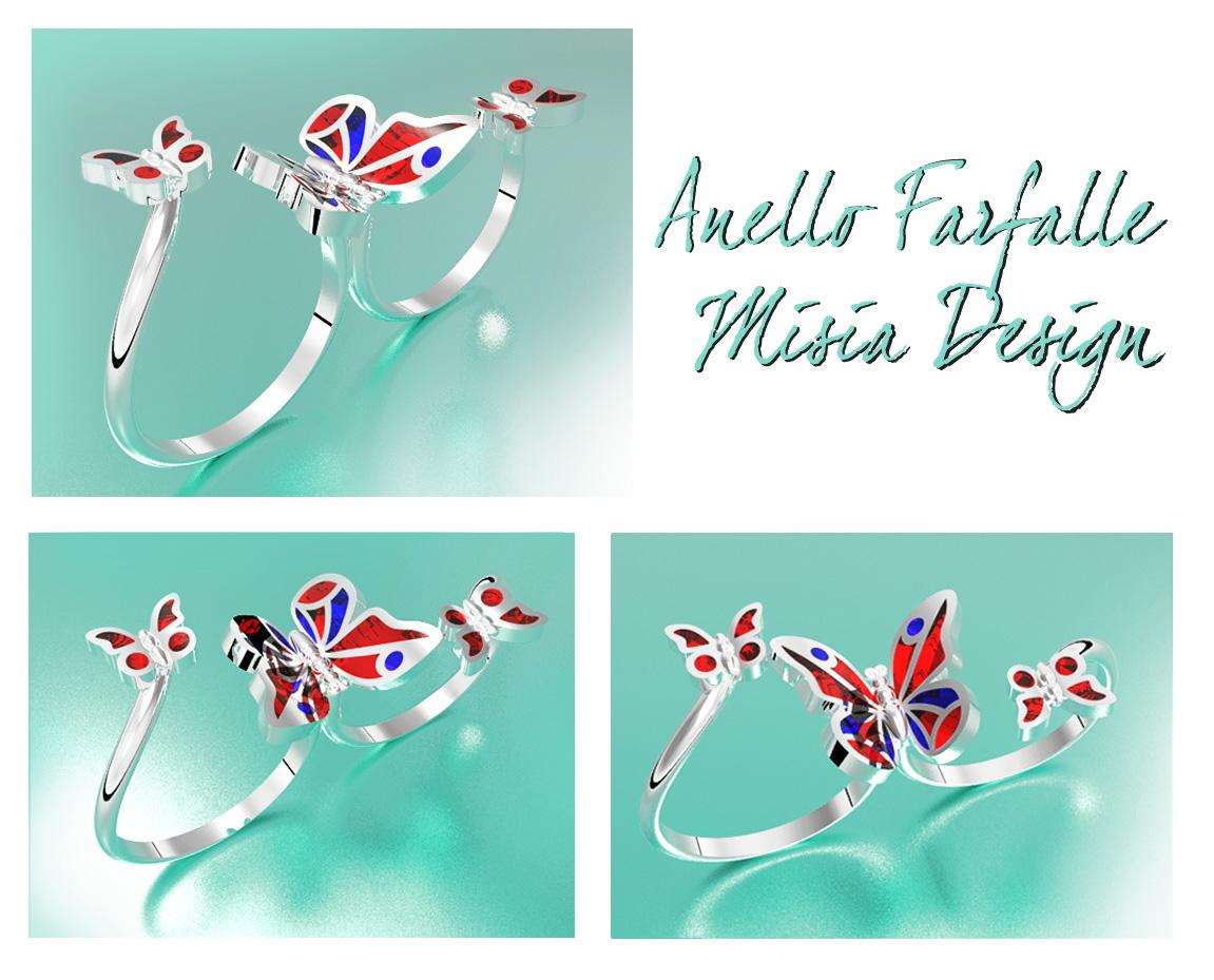 farfalle-anello